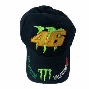 Other - Valentino Rossi VR46 Moto GP Monster Energy Hat